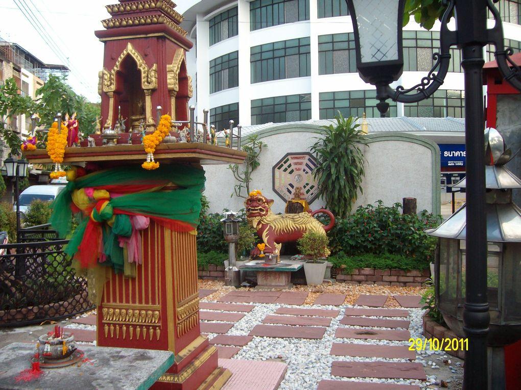 bangkok 2011 jusqu'au 29 ocbre