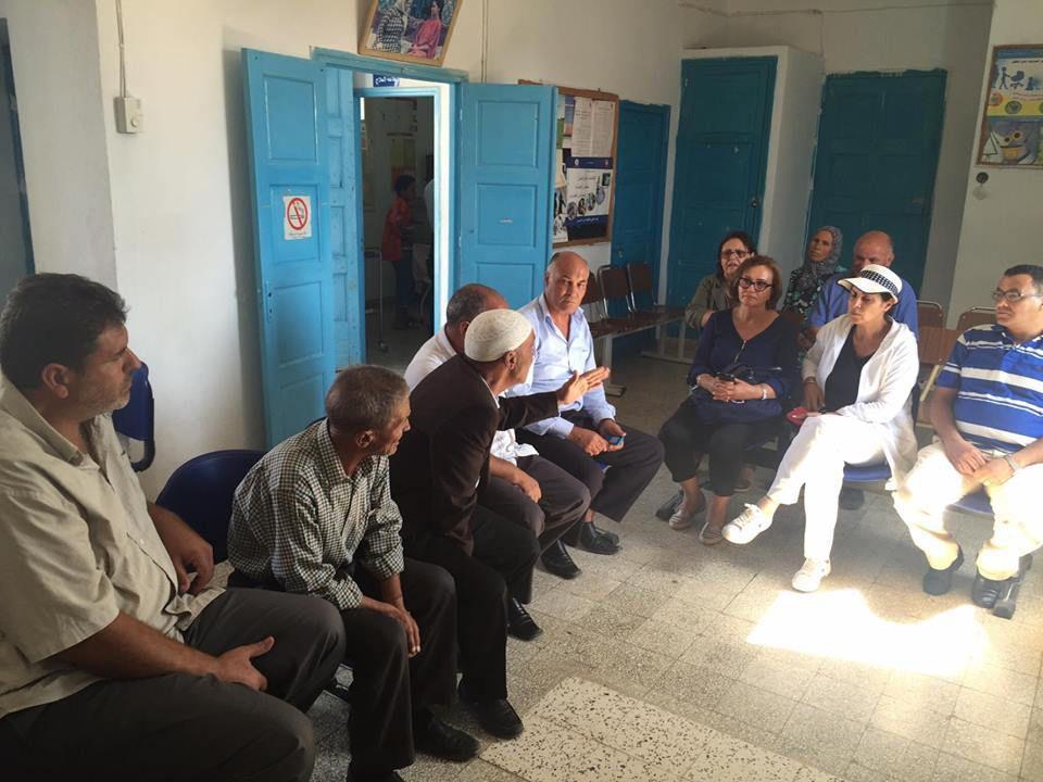 L'autre Kasserine, la suite... Quelle adéquation entre certains besoins de santé de la région et les réponses qu'on peut y donner? Pr Neziha Gouider-Khouja
