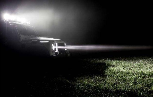 LED Arbeitsscheinwerfer für Traktoren