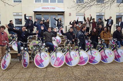 Comment faire du vélo et gagner de l'argent ? Avec ECOVELO pour les Cyclistes et pour les Annonceurs !