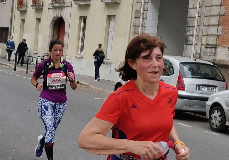 Photos marathon de Nantes 2019