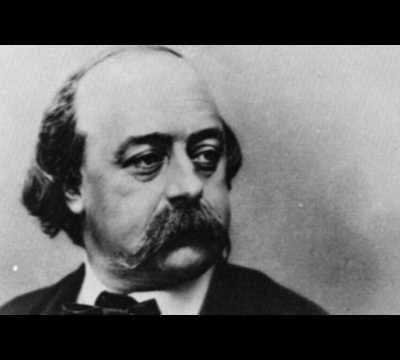 Coup de coeur... Gustave Flaubert...
