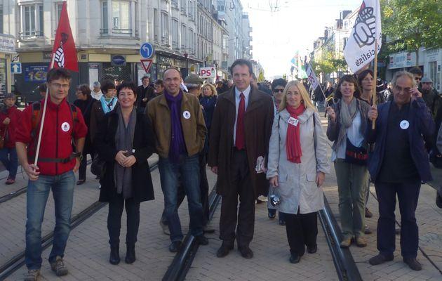 Retraites : quatrième manifestation pour dire non au projet du gouvernement