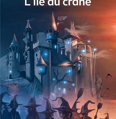 """Œuvre de la semaine : Le roman """"L'Île du crâne"""""""