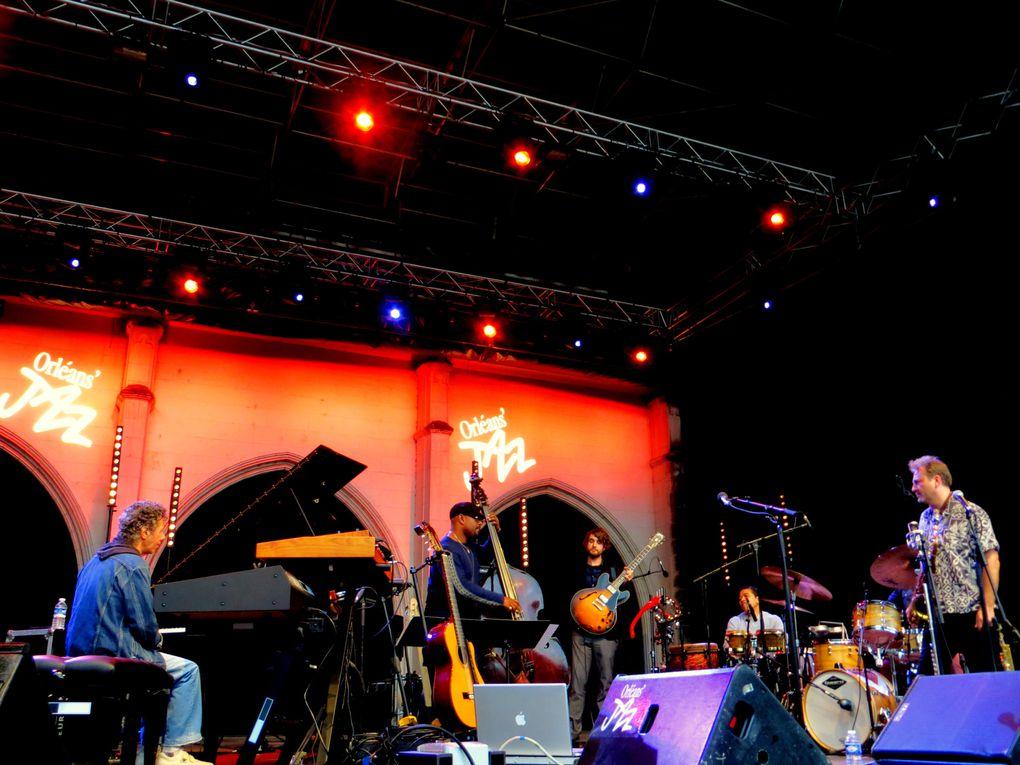 """Soirée """"Acoustic jazz"""" programmée par Stéphane Kochoyan (Orléans'Jazz 2013)"""