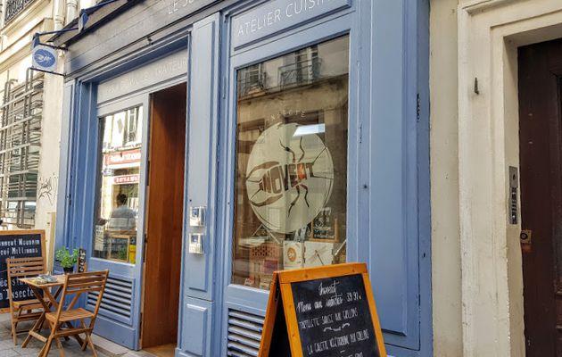 Inoveat (Paris 2) : l'expérience entomophage
