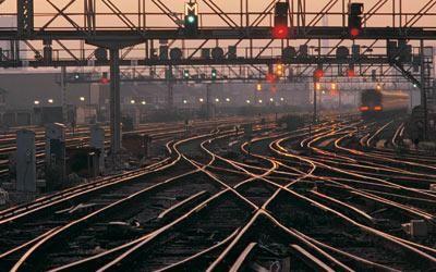 Le Chemin de fer dans l'Ouest de la France