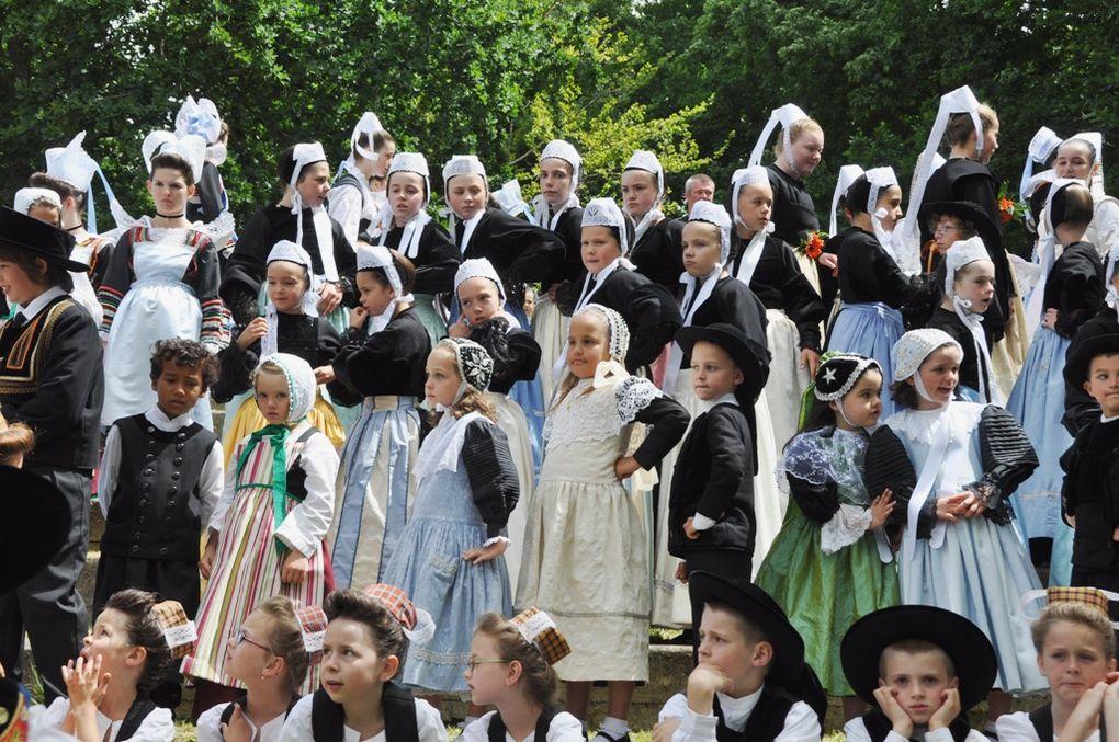 Le dimanche 22 juin 2011 à La Forêt Fouesnant.