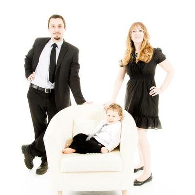 Marlow, Athao et leurs parents !