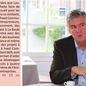 Laurent BENVENISTE fondateur de FEED COMMUNITY interviewé par La Baule+ - Feed Community