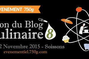 Salon du Blog Culinaire #8 du ce week-end à Soissons
