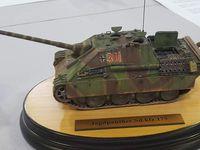 Jagdpanther V. Armée allemande. 1/48. Bandaï