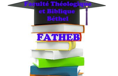 PROGRESSER AVEC DIEU... COURS BIBLIQUES DE LA FATHEB par le Docteur Pasteur Henri Kpodahi Cours N°28 Texte Biblique : 1Samuel 7, 5-8