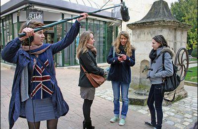 Tournages du Caméra - Photo - club de Saintonge