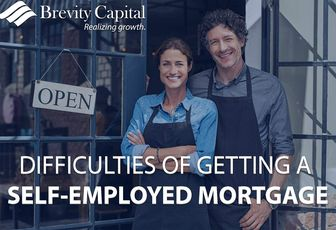 The Difficulties of getting a Mortgage when you're Self-Employed