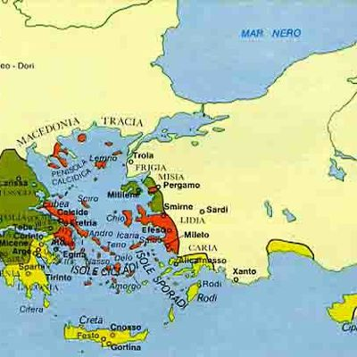 La Grecia di oggi non esiste, è uno stato inventato dall'Europa moderna
