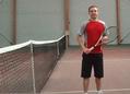 Cours particuliers tennis Paris