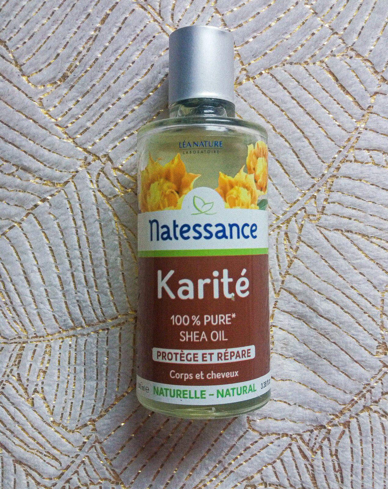 Natessance, Karité