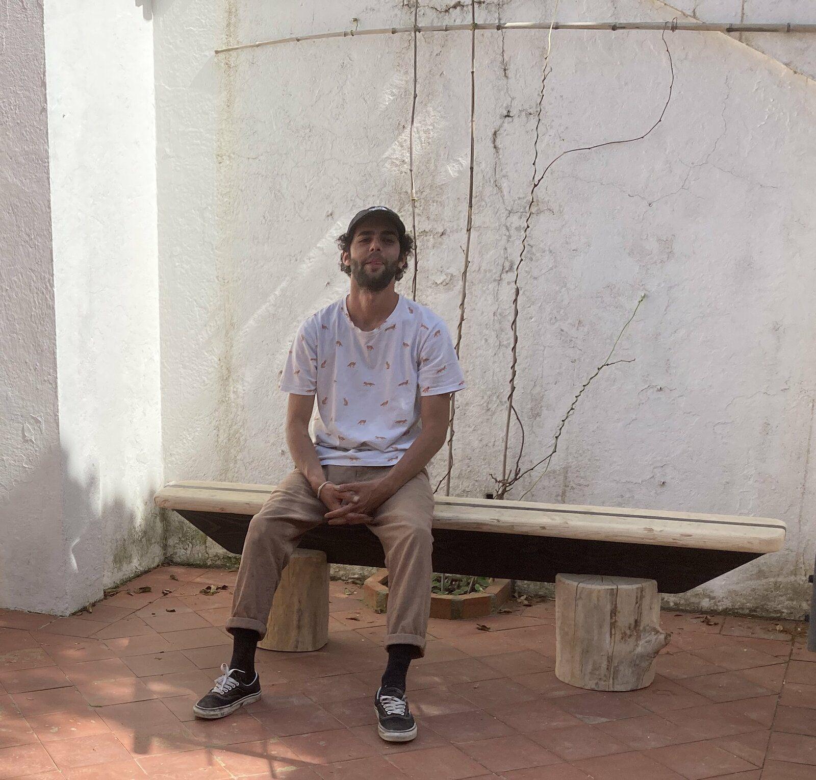 Dylan et ses bancs