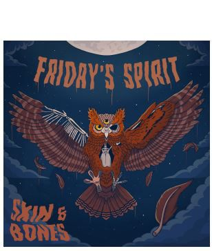 FRIDAY'S SPIRIT • A Moment To Be Seen