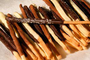 Les Mikados de Madame Chocolat