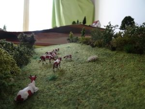 Maquette Forest Goods Growing -EI Test