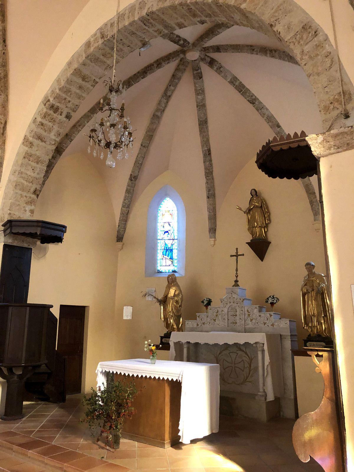 Cucugnan, village paisible de l'Aude