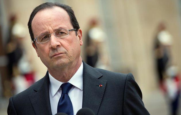 François Hollande invité du journal de 20 heures de France 2 ce soir