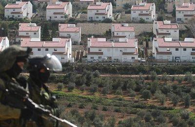 Israël envisage de construire 10 000 nouvelles unités coloniales à Jérusalem-Est