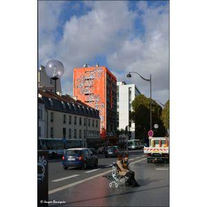 Balade du côté de Bercy