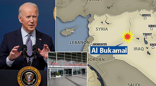 Biden assure que frapper des soutiens iraniens en Syrie est un message d'avertissement