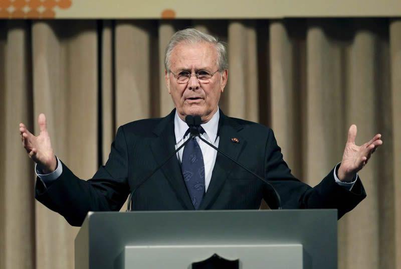 Rumsfeld Donald