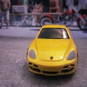 PORSCHE CAYMAN S HOT WHEELS 1/64 - car-collector.net