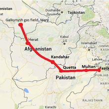 L'Afghanistan : un corridor énergétique et commercial convoité
