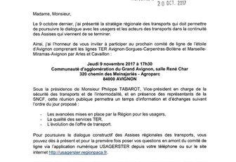 Comité de Ligne Avignon