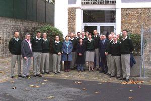 Je me souviens... : La DCSPI en 2004 !