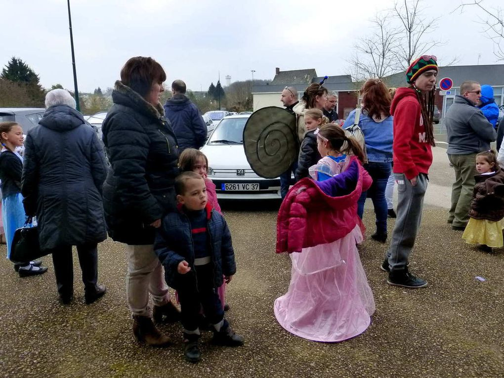 Carnaval à Saint-Paterne-Racan