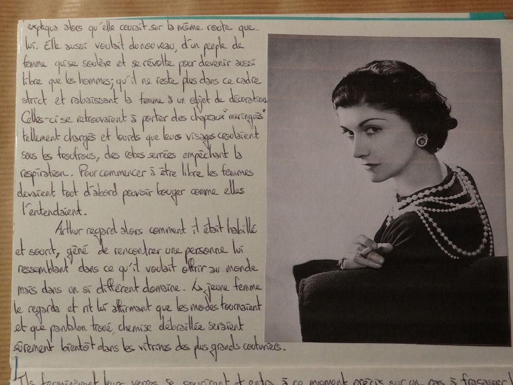 Anthologie de Juliette - 1ES1