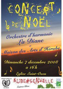 L'orchestre d'harmonie La Diane vous invite