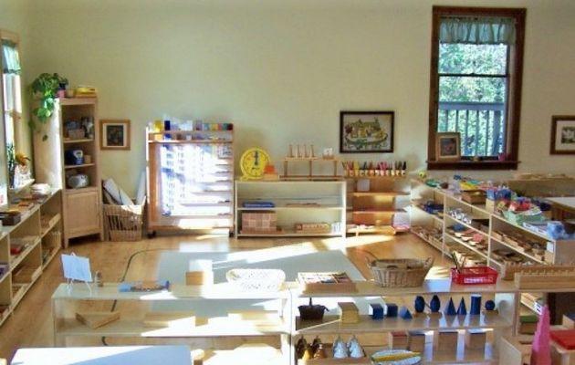 La grande aventure de l'école Montessori