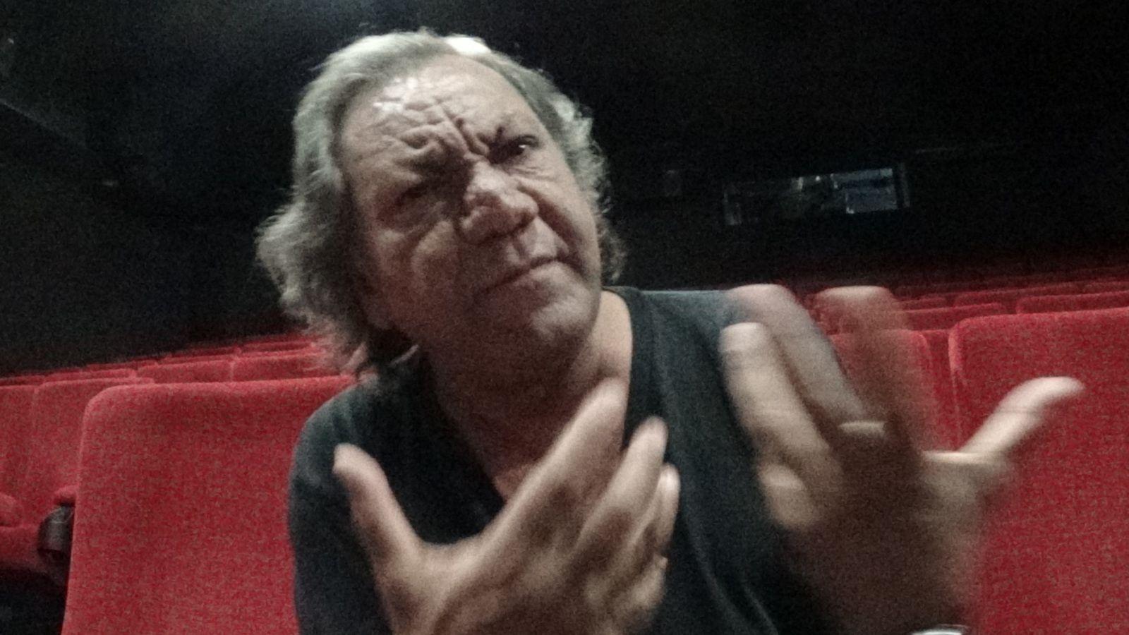 Tony Gatlif au cinéma le Castillet
