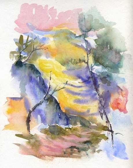Album - Aquarelle en Provence