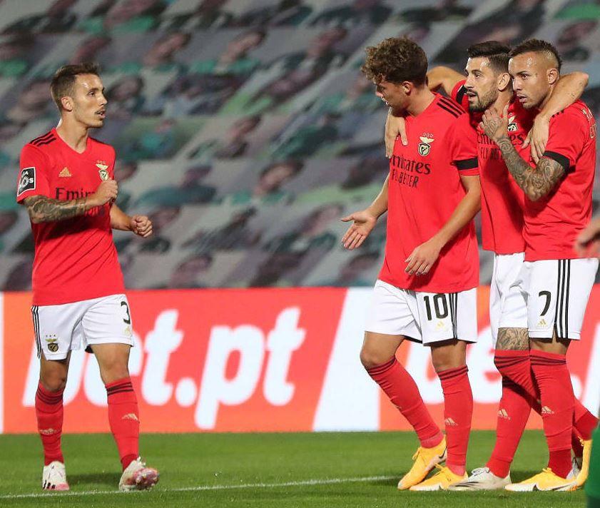 Sur quelle chaîne suivre Benfica / Rio Ave en direct ce lundi ?