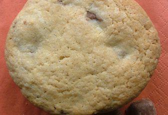 Cookies aux carambars cubiques... et un cadeau Toobo !