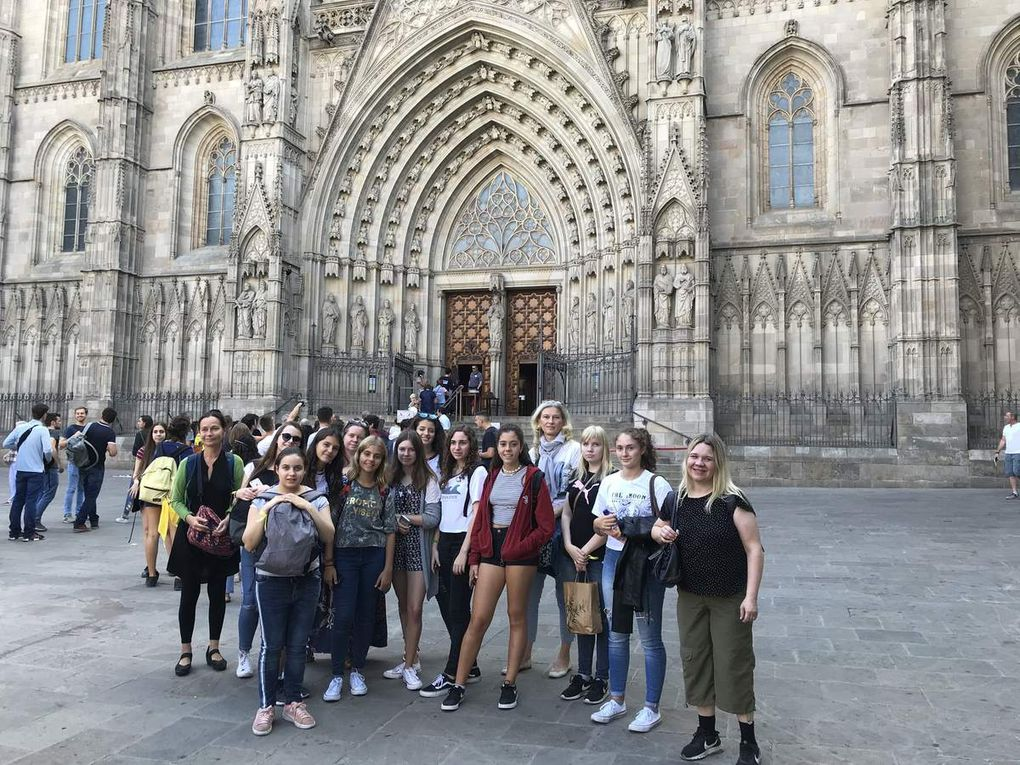 SMESP19 Humanity- Barcelona- Gothic District
