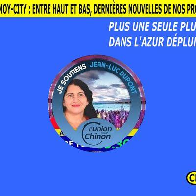 CHARMOY-CITY : QUAND L'EXPERT EN PLUMES TUTOIE SON EX-PRÉSIDENT (2) - du 14 octobre 2021 (J+4684 après le vote négatif fondateur)