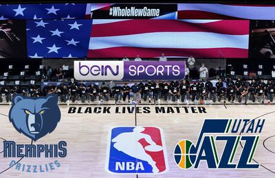 Memphis Grizzlies @ Utah Jazz en direct ce mercredi sur beIN SPORTS 3 !