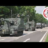NDP 2019 Mobile Column at Tuas, Part Two, 8 June 2019