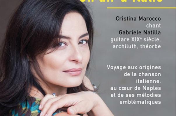 💿 Cristina Marocco - Un air d'Italie