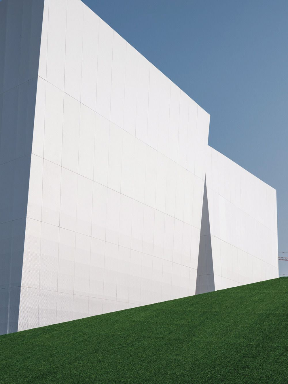 SHUIFA INFO TOWN PROPERTY EXHIBITION CENTRE IN CHINA, BY AOE ARCHITECTS